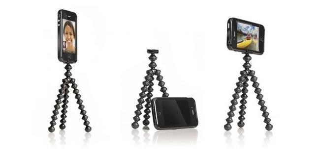 Gorilla iPhone 4 Tripod