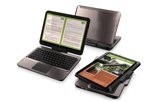 "Convertible ""Hybrid"" Laptop and Tablet"
