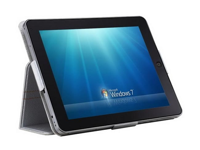 This Windows 7 tablet from China is packing some serious power in its