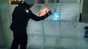 Ice Touchscreen