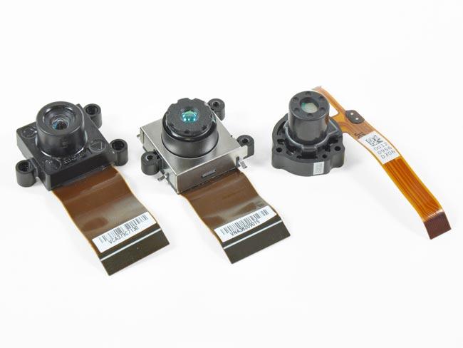 Kinect Cameras