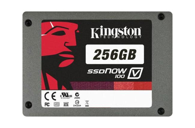 Kingston 256GB V100 SSD