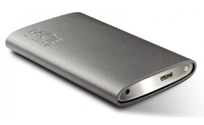 LaCie Starck Mobile USB 3.0 HDD