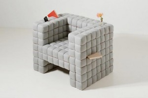 Lost In Sofa Organiser Chair