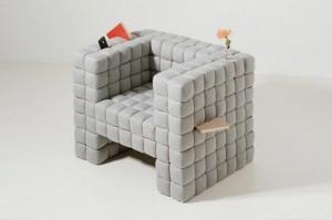 Lost In Sofa Organiser Chair