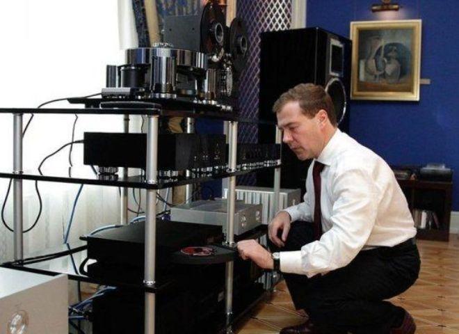 Medvedev Stereo