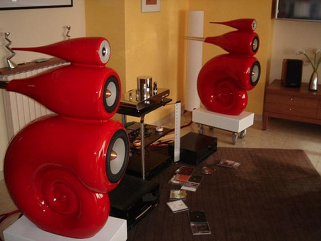 Nautilus Speakers
