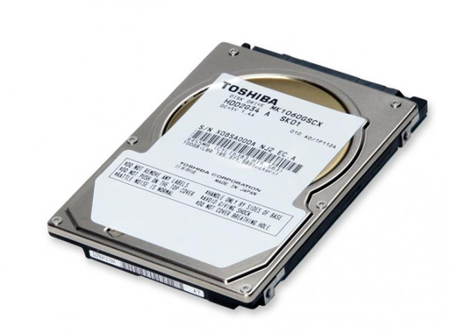 New Toshiba Extreme Temperature HDD
