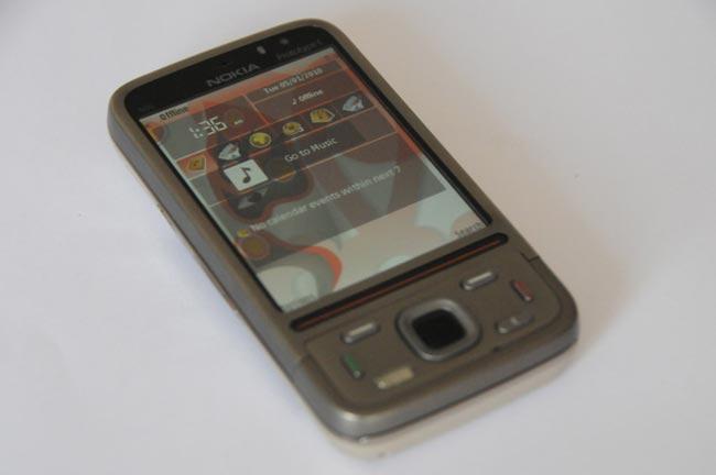 Nokia N00 Prototype