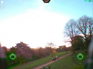 Parrot's AR.Drone Free Flight Software Now Available On Any iOS Device Device