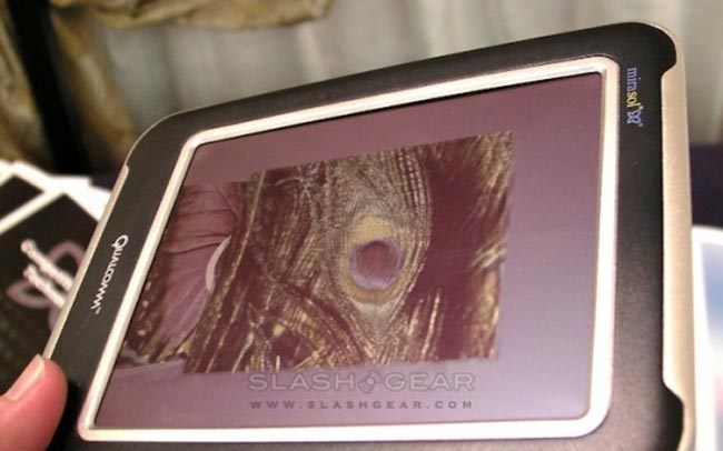 PocketBook Mirasol eReader