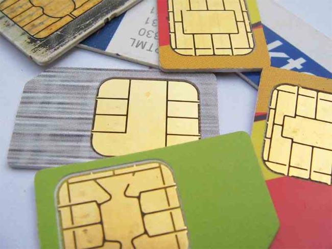 Quad SIM Card