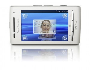 Sony Ericsson X8 Updating to Android 2.1 Before the End Of The Year