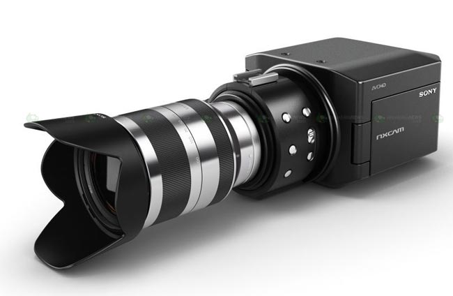 Sony Handycam NXCAM