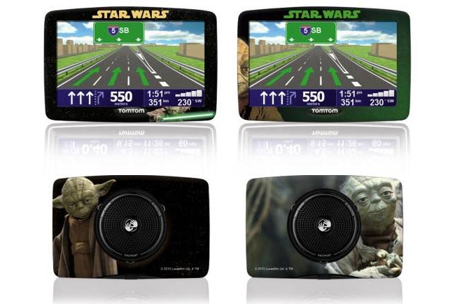 Star Wars TomTom