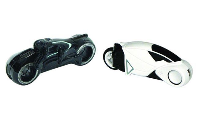 Tron Lightcycle USB