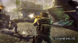 Crytek Unveil Latest Game Creation, Warface