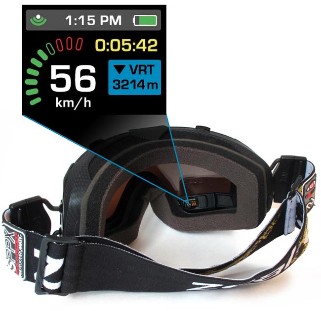Zeal Transcend GPS Goggles