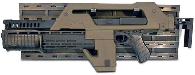 Aliens Pulse Rifle Replica