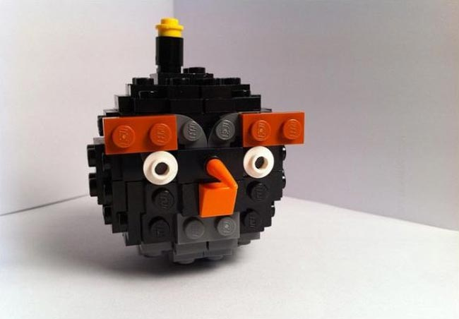 Angry Birds Lego Replica