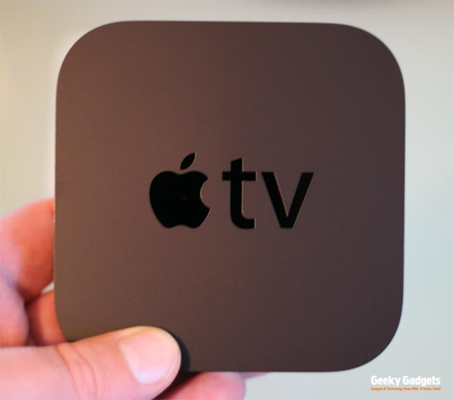 Apple TV iOS 4.1 Software Update