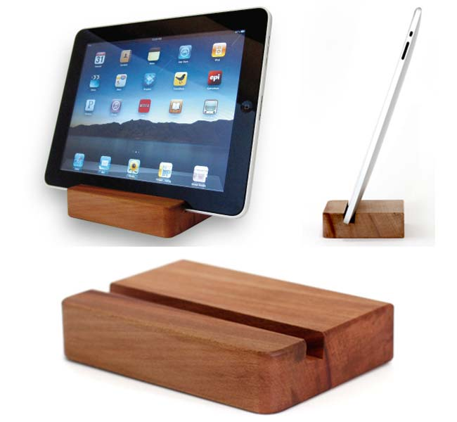 BlockDock iPad Dock