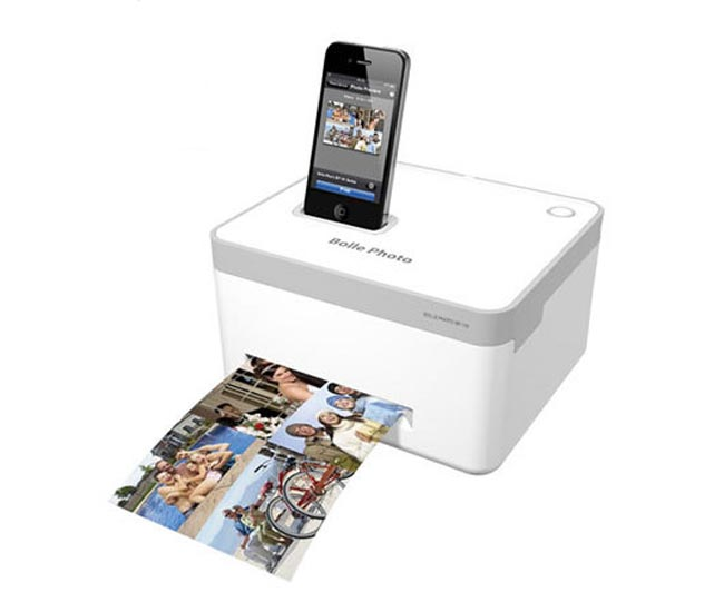 Bolle BP-10 iPhone Photo Printer