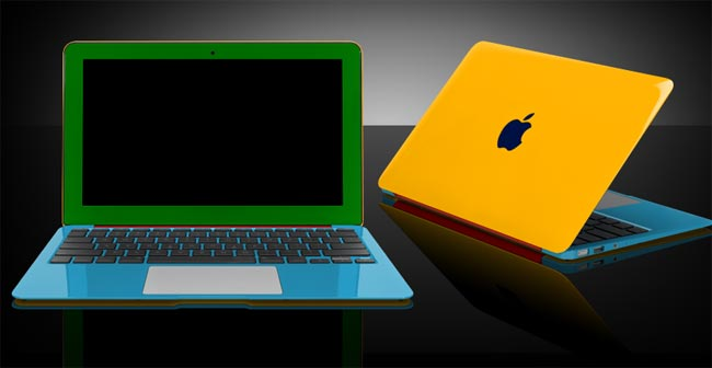 Colorware Macbook Air