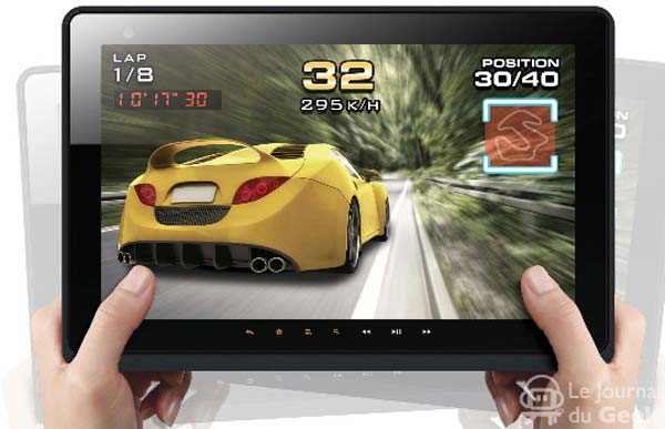 Creative ZiiO Android Tablets Announced