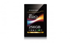 Silicon Power Unveils Fast E20 SSD