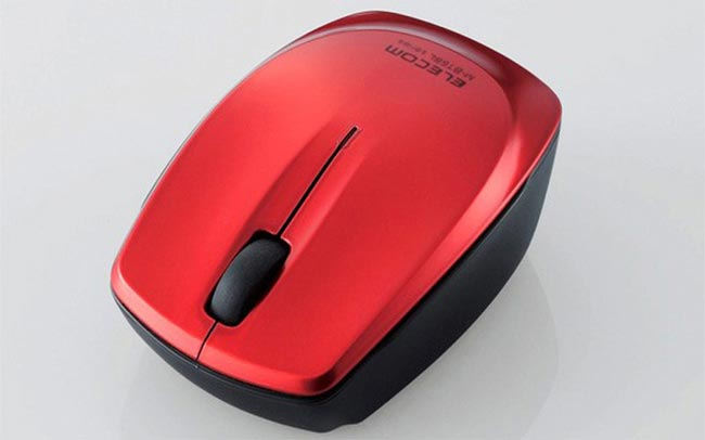 Elecom Launches Bluetooth 3.0 Mouse