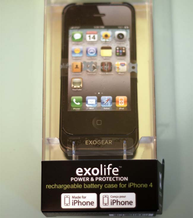 Exogear iPhone 4 Case