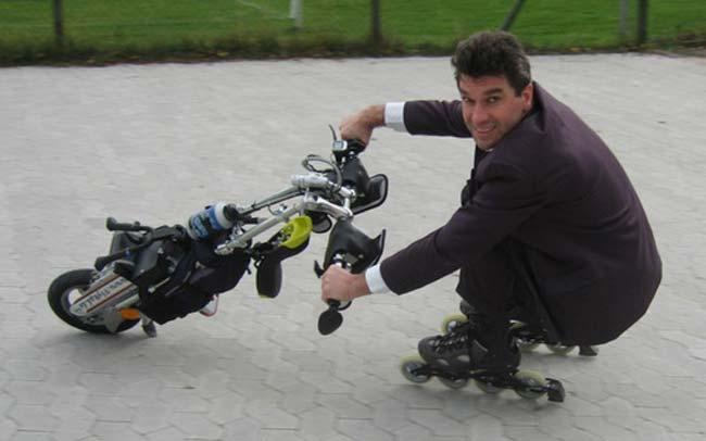 Flyrad Unicycle