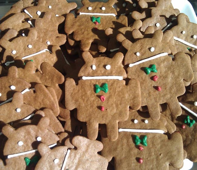 Google To Release Android Gingerbread OS Shortly