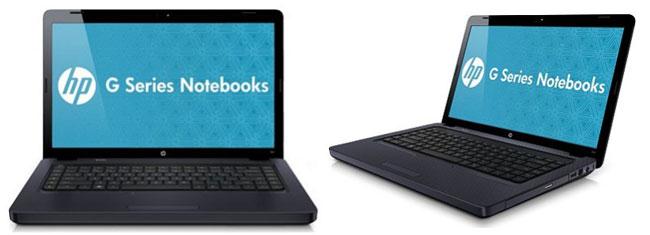 HP G62m Notebook
