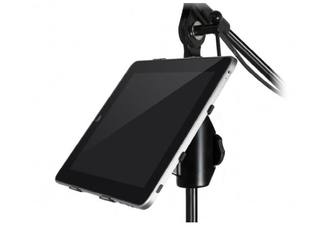 iKilp iPad Microphone Stand Mount