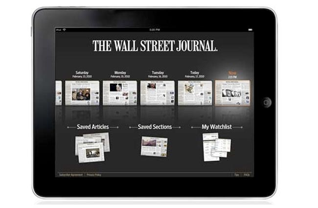 iPad Subscriptions