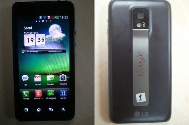 LG Star Android Smartphone