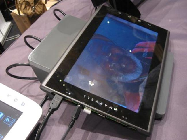Marvell HD Android Tablet