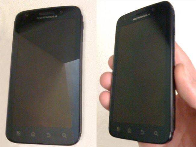 Motorola Olympus Tegra 2