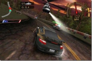 Need For Speed On Windows Phone 7