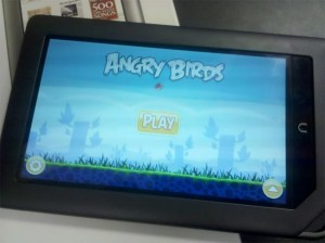 Nook Color Gets Rooted, Angry Birds Installed