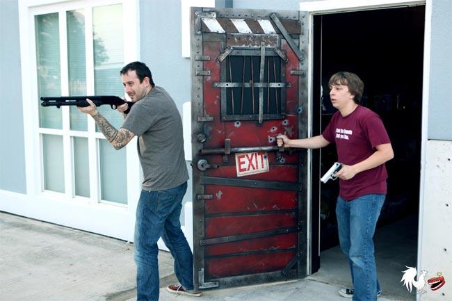 safehouse door