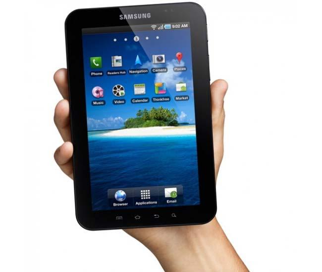 WiFi Only Samsung Galaxy Tab