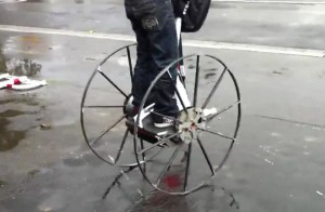 The World's Fastest Segway (Video)