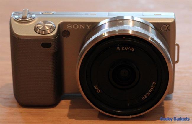 Sony Nex-5 Review