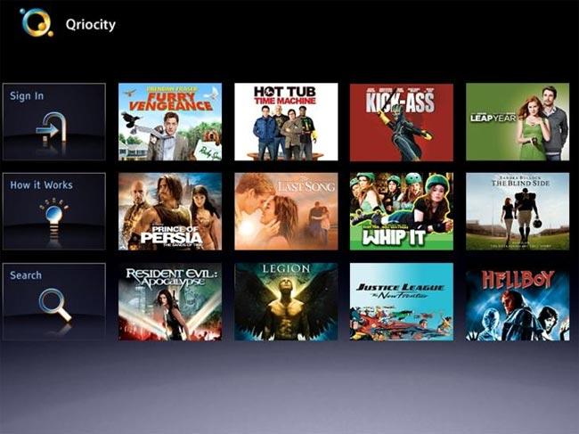 Sony Qriocity