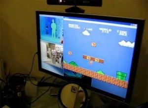 Super Mario Kinect