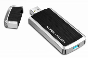 Super Talent's USB 3.0 RAIDDrive Receives A Speed Increase Via Firmware Update