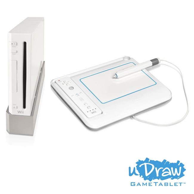 THQ uDraw GameTablet